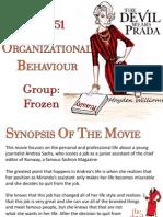 ATW 251 - Frozen - The Devil Wears Prada Slides