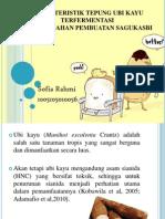 Ppt_karakteristik Tepung Ubi Kayu Terfermentasi