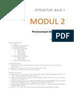 Modul 2 Perencanaan Struktur