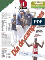 Deportes 12 de mayo 2014