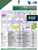 CalendarioEscolarITA2013-2014v5