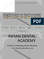 Biomech of Space Closure-Ortho / orthodontic courses by Indian dental academy