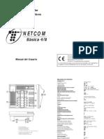 Manual Telefonos Netcom Basica