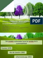 Genero y Ambiente Desarrollando Rutas Hacia La Sustentabilidad 0