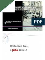 Freethinking Consultants Beta World