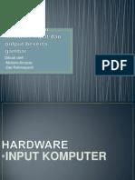 Macam-macam Hardware Input Dan Output Beserta Gambar (Dwi Mutiara )