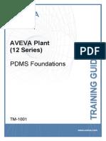 TM-1001 AVEVA Plant (12 Series) PDMS Foundations Rev 2.0