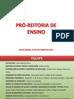 201110719487854apresentacao - Introducao - Pro-reitoria de Ensino - Parte 1