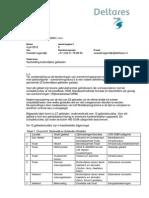 Overzicht Buitendijkse Gebieden 4 Juli 2012