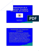 DISPERSION CROMATICA PresentacinPre-chirping[1].Final Ppt