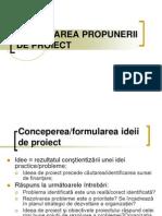 M3_Recomadari Pentru Redactarea Propunerii de Proiect