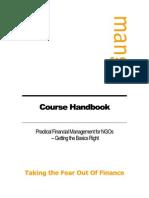 Mango Handbook Manajemen Keuangan LSM