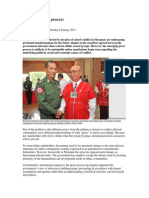 Inside the Peace Process