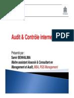 Chapitre 1 & 2 Contrôle Interne & Audit