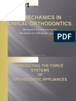 Biomechanics in Clinical Ortho - Part 2-Ortho / orthodontic courses by Indian dental academy