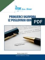 Knjiga ugovora iz ekonomije