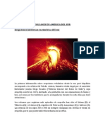 Volcanes Activos en America Del Norte
