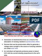 Module C Solar Energy