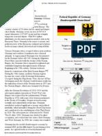 Germany - Wikipedia, The Free Encyclopedia