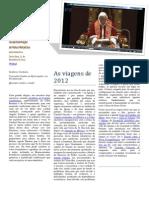Bento XVI - Discurso à Cúria Romana
