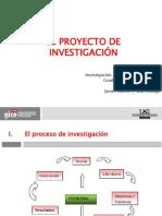 Elproyecto de Investigacion