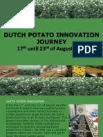 Dutch Potato Innovation Journey