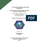 Laporan Prakeri 2012-2013