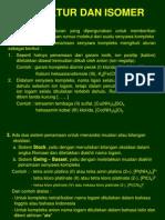 Struktur Dan Isomer (2)
