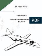 CH 1 Theory of High Speed Flight