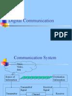 Digital Communication- Introduction