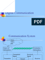 Digital Communication- Introduction