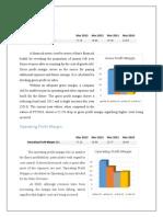 Financial analysis HGS