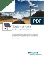 solor streetlight