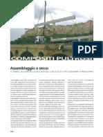 FRP Footbridge ITALY Articolo Ponte