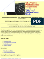 The Volvo Preformance Handbook