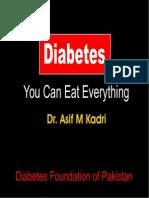Diabetes U Can Eat Everything English