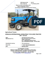 sonalika tractor big one