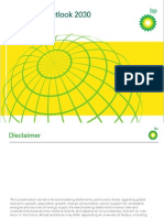 BP World Energy Outlook Booklet 2013