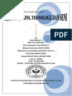 49477791 Isbd Manusia Sains Teknologi Dan Seni Kelompok Vi Libre