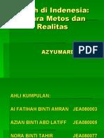 Syi'ah di Indenesia antara metos & realiti kump