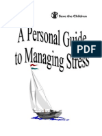 A Personal Guide to Managing Stress