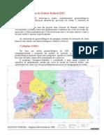 Geomorfologia Do Distrito Federal