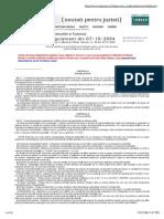 Regulament Din 07-10-2004 Clasificare Foc