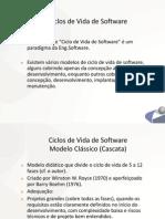 5 EngSoftware CicloVida Cascata