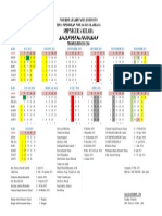 Kalender Pendidikan Smpn 4 Kelara t.p. 2013-2014