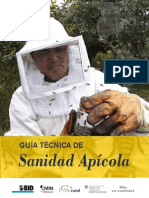 Sanidad apicola