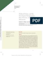 Mudge&Chen SociologyOfParties