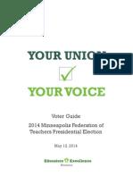 Your Union, Your Voice