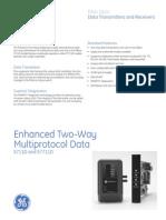 Enhanced Two-Way Multiprotocol Data