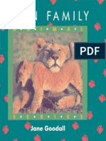 Lion Family (Animal Series)